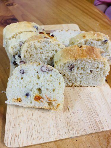 1日で出来上がる、自宅で作る天然酵母パン